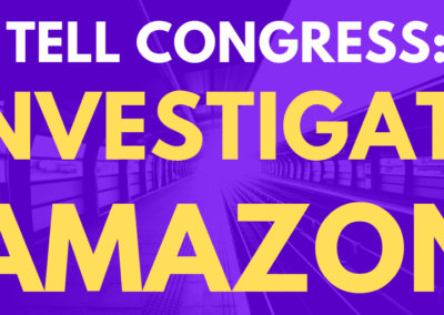 #InvestigateAmazon