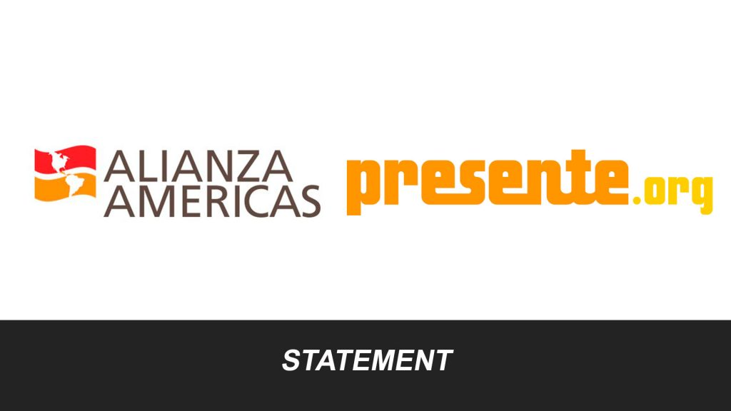 National/International Latin American Migrant-led and Human Rights Organizations Condemn Violence Against AAPI Communities