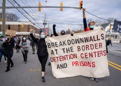 New prison construction is not COVID relief!